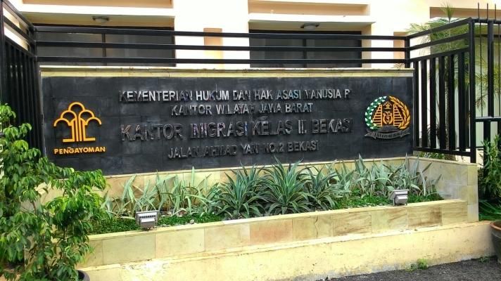 Kantor Imigrasi Bekasi