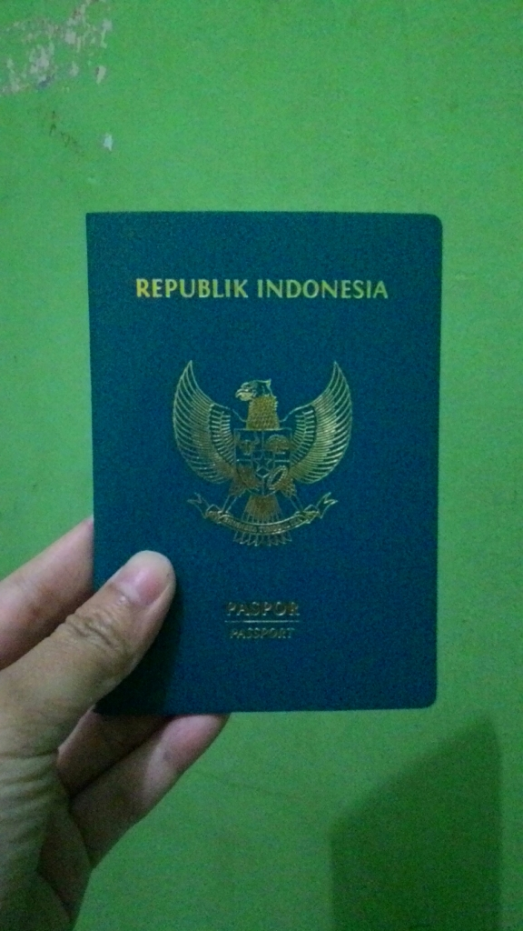 Yes, i've got my passport