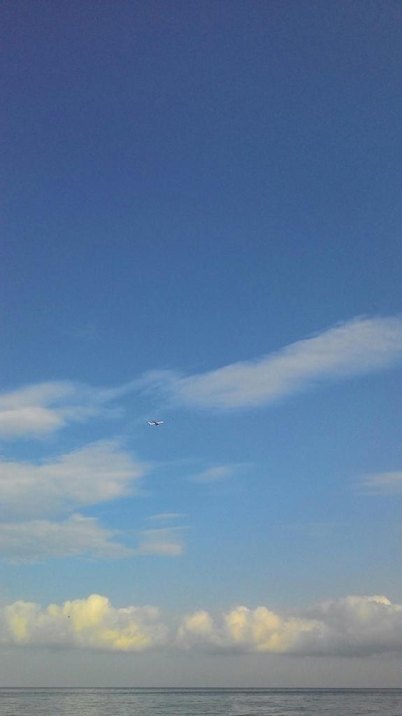 Langit biru Balikpapan
